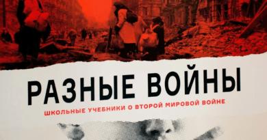 Вторая мировая война в учебниках Мира