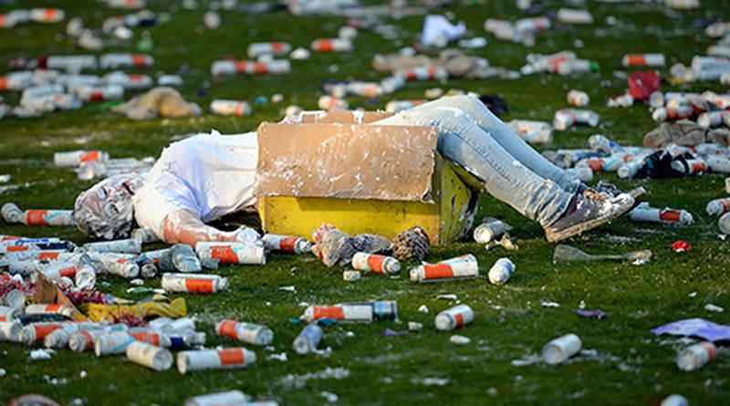 Что делать с мусором
