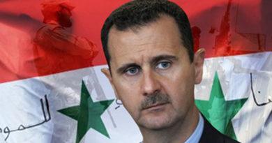 Асад: Запах Третьей мировой