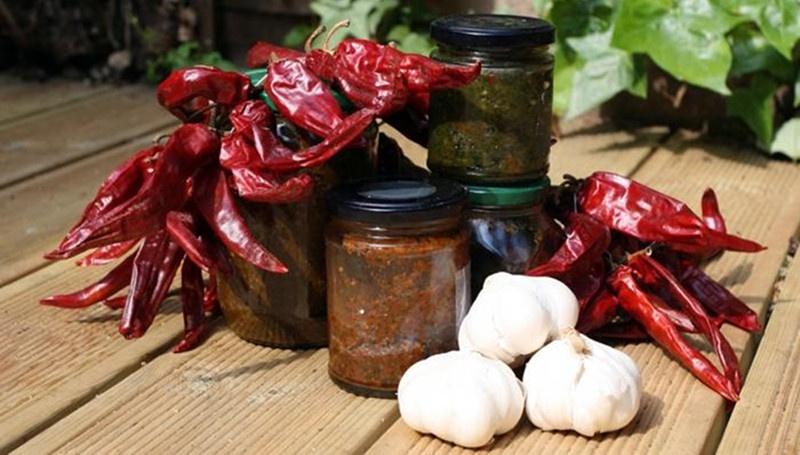 Настоящая абхазская аджика рецепт с фото