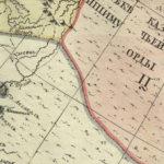Казахстан – до 1936 года был Казакстан, т.е. казацкий стан
