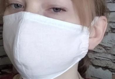 Многоразовая медицинская маска своими руками пошаговая инструкция