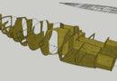 3D модель яхты didi 40cr