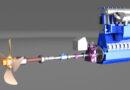 Выбор мощности двигателя яхты, про обороты и шаг винта